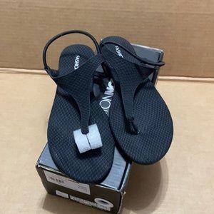 FASHION NOVA Mora Attention Flat Sandals